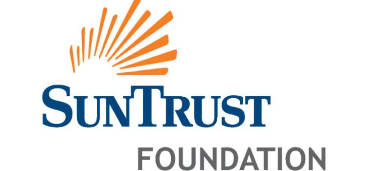 Special Thanks to SunTrust Foundation!