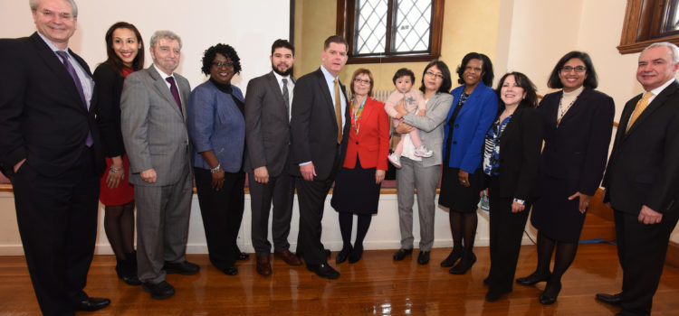 Join Mayor Martin J. Walsh and the Boston Tax Help Coalition for the 2020 Tax Launch